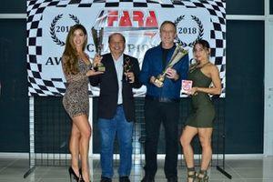 FARA MP2A Enduro Champions Essio Vichesi and Adolpho Rossi