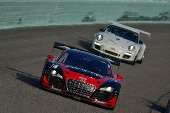 #114 MP1A Audi R8 GT3 driven by Ernie Francis Jr. & Eric Johnson of ANSA Motorsports