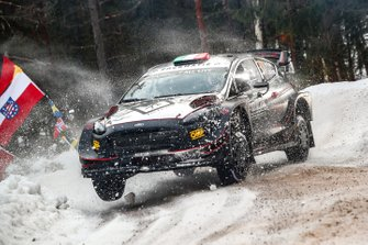 Лоренцо Бертелли и Симоне Скаттолин, M-Sport Ford WRT, Ford Fiesta WRC