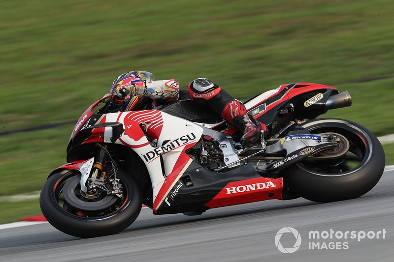 Takaki Nakagami, Team LCR Honda