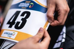#43 KTM: Margot Llobera Farré, bike detail