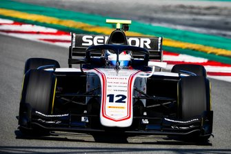 Juan Manuel Correa, SAUBER JUNIOR TEAM BY CHAROUZ