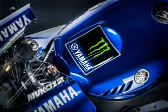 Мотоцикл YZR-M1 команды Yamaha Motor Racing