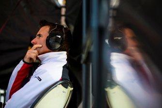 #911 Park Place Motorsports Porsche 911 GT3 R: Romain Dumas
