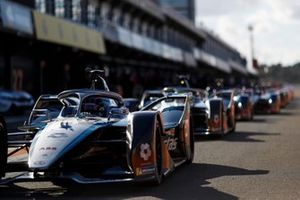 Nyck De Vries, Mercedes Benz EQ, EQ Silver Arrow 02