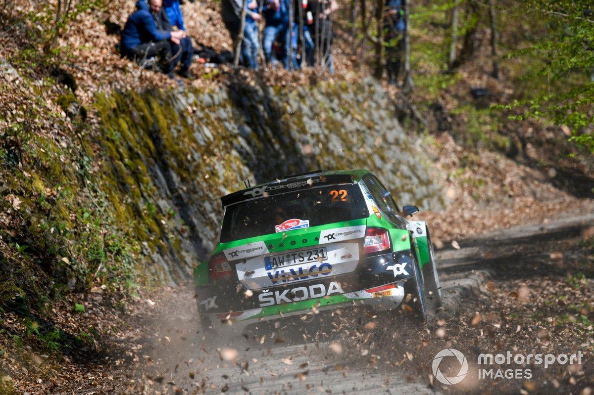 Marco Bulacia, Marcelo Ohannesian, Toksport WRT Skoda Fabia Evo Rally2