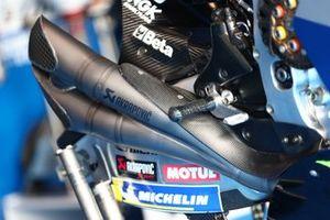 Moto d'Alex Rins, Team Suzuki MotoGP