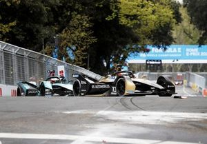 Antonio Felix Da Costa, DS Techeetah, DS E-Tense FE21, Mitch Evans, Jaguar Racing, Jaguar I-Type 5