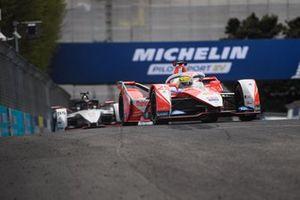 Alexander Sims, Mahindra Racing, M7Electro, Pascal Wehrlein, TAG Heuer Porsche, Porsche 99X Electric