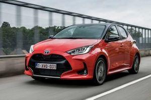 Toyota Yaris è l'auto più venduta in Europa