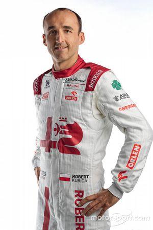 Robert Kubica, Alfa Romeo Racing