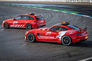 Mercedes-AMG Official FIA F1 Safety Car, Mercedes-AMG GT R and Medical Car, Mercedes-AMG C 63 S Estate