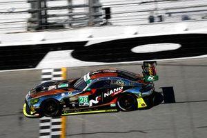 #28 Alegra Motorsports Mercedes-AMG GT3, GTD: Billy Johnson, Maxi Buhk, Michael de Quesada, Daniel Morad