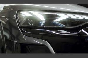 I segreti dell'Audi e-tron GT