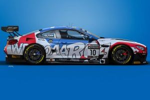 Decoración del equipo Boutsen Ginion Racing