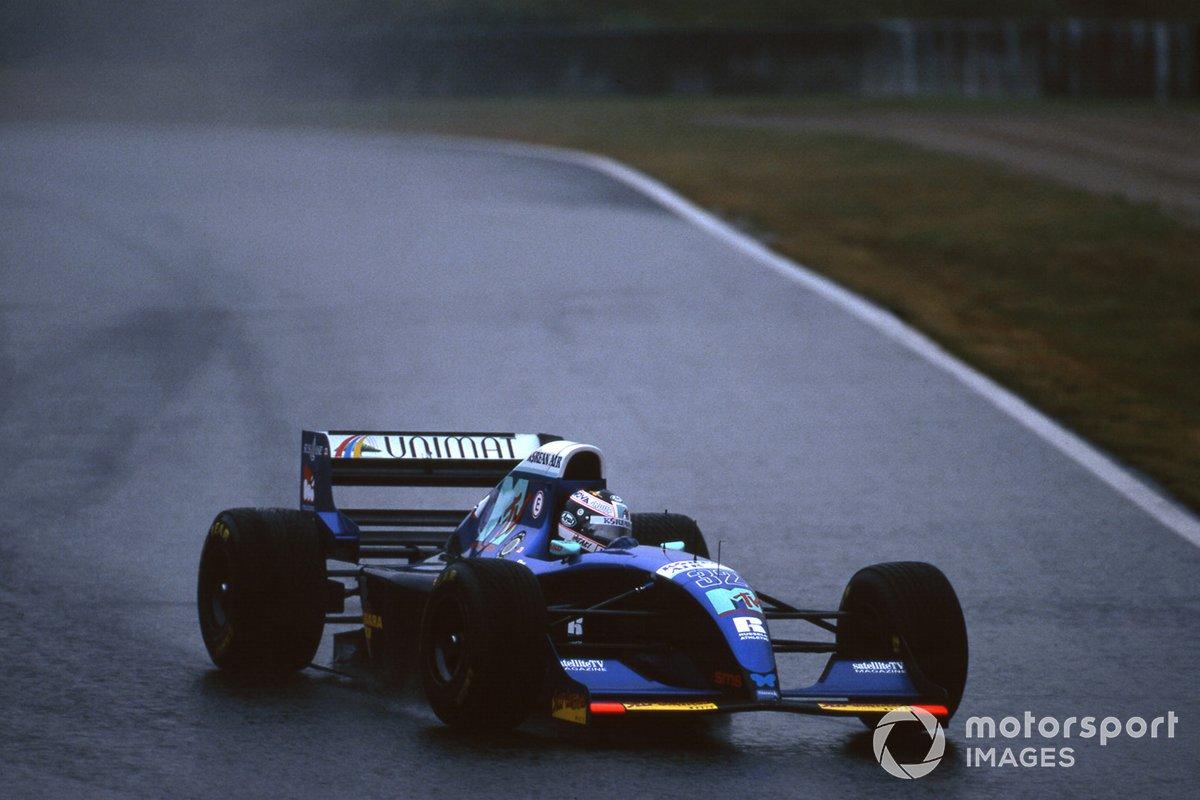 井上隆智穂(1994年日本GP)