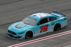B.J. McLeod, Live Fast Motorsports, Ford Mustang Surface Sunscreen