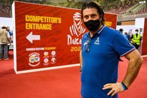 Castera David, Director of the Dakar Rally