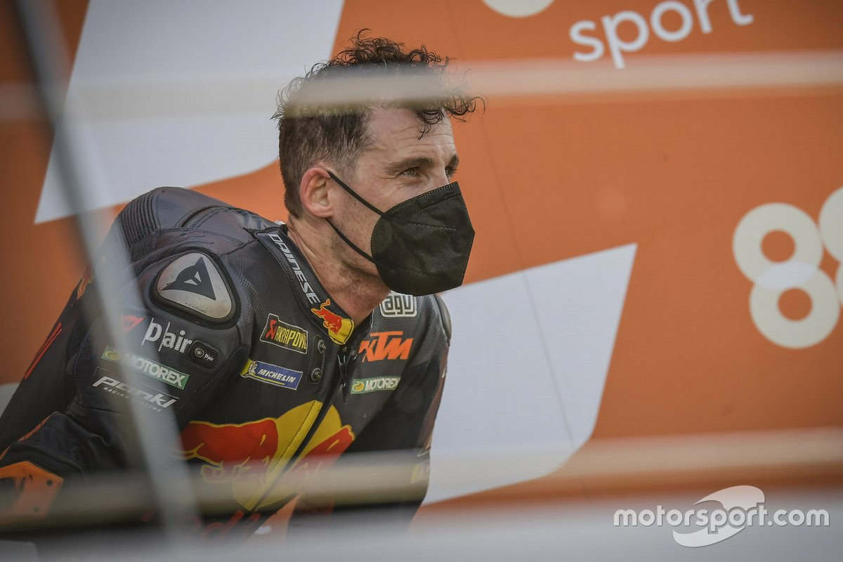 Tercero Pol Espargaro, Red Bull KTM Factory Racing