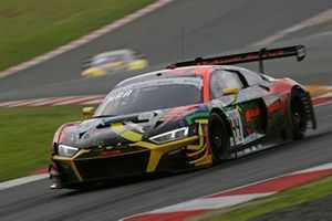 #44 Audi Sport Team Car Collection Audi R8 LMS GT3: Mattia Drudi, Patric Niederhauser, Christopher Haase