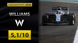 Eindrapport Formule 1 2020: Williams