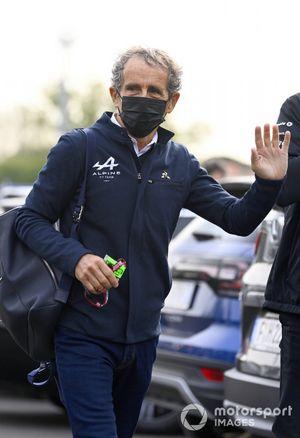 Alain Prost, Alpine F1