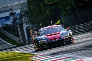 #99 Attempto Racing Audi R8 LMS GT3: Alex Aka, Dennis Marschall, Tommaso Mosca