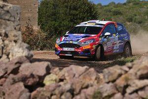 Fabrizio Zaldivar, Fernando Mussano, Ford Fiesta Rally4