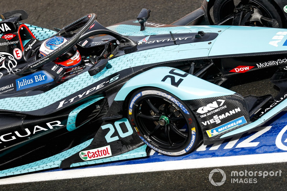 Mitch Evans, Jaguar Racing, Jaguar I-TYPE 5