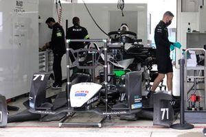 Venturi Racing pit box