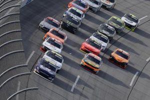 Jeb Burton, Kaulig Racing, Chevrolet Camaro