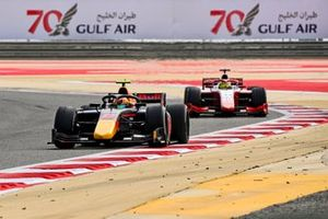 Jehan Daruvala, Carlin and Mick Schumacher, Prema Racing