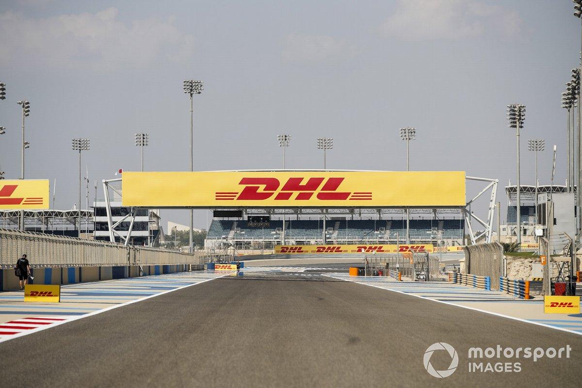 Circuito de Sakhir en Bahrein