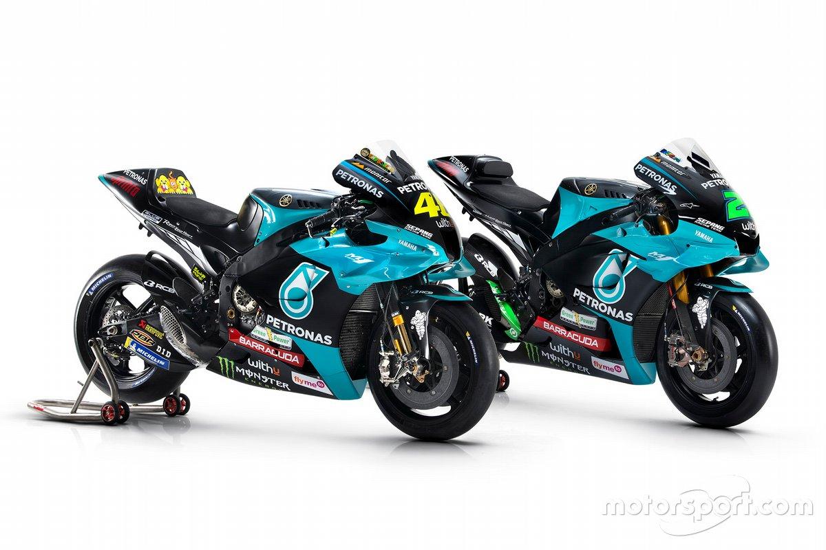 Le moto di Valentino Rossi, Petronas Yamaha SRT, Franco Morbidelli, Petronas Yamaha SRT