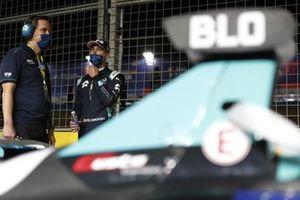 Tom Blomqvist, NIO 333 sulla griglia di partenza