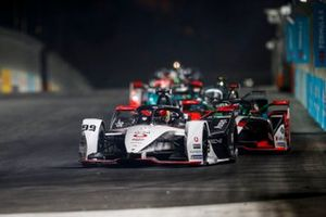 Pascal Wehrlein, Tag Heuer Porsche, Porsche 99X Electric, Sebastien Buemi, Nissan e.Dams, Nissan IMO2