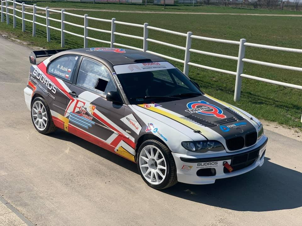 Krzysztof Bubik, Adrian Sadowski, BMW M3 E46 Compact