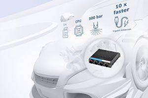 ECU: Elektronische Steuereinheit von Bosch vom Typ MS 7.4