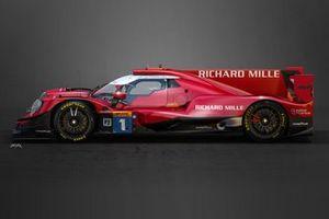Richard Mille Racing Team Oreca 07 - Gibson