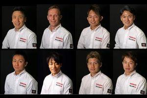 Nissan 2021 SuperGT Driver lineup/日産の2021年スーパーGTドライバーラインアップ