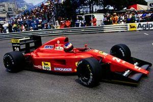 Jean Alesi, Ferrari 642