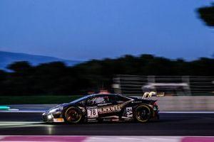 #78 Barwell Motorsport Lamborghini Huracan GT3 Evo: Patrick Kujala, Frederik Schandorff, Alex Macdowall