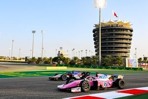 Artem Markelov, BWT HWA Racelab and Pedro Piquet, Charouz Racing System