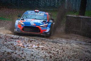Оле-Кристиан Вейбю. Йонас Андерссон, Hyundai Motorsport Hyundai i20 Coupe WRC