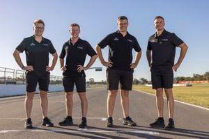 Jack Perkins, Will Brown, Brodie Kostecki and David Russell, Erebus Motorsport