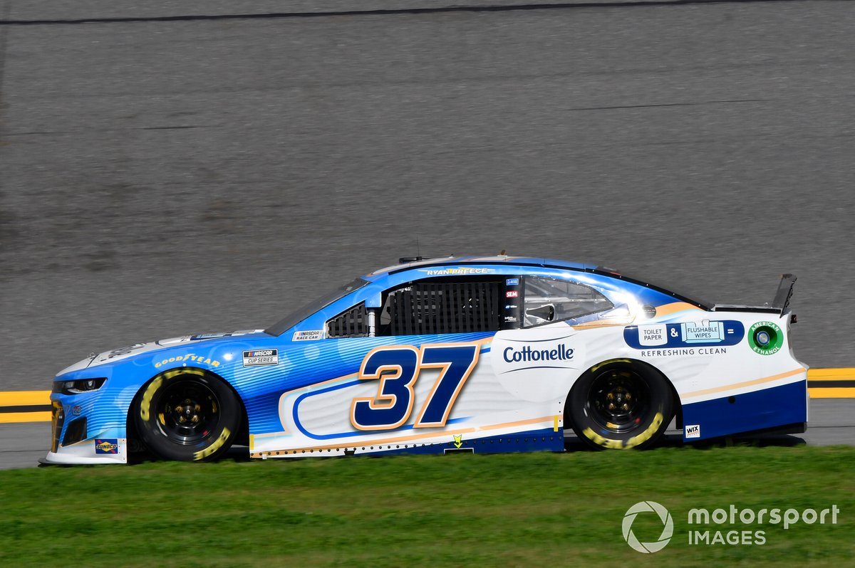 11. Ryan Preece, JTG Daugherty Racing, Chevrolet Camaro