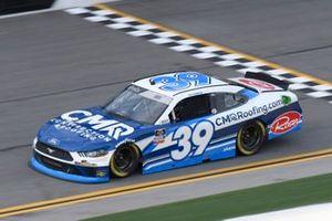 Ryan Sieg, RSS Racing, Ford Mustang CMRRoofing.com