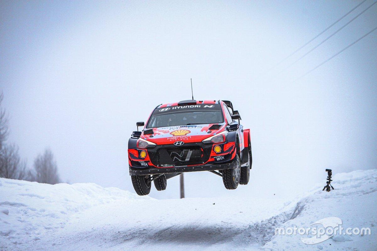 Ott Tänak, Martin Järveoja, Hyundai i20 Coupe WRC
