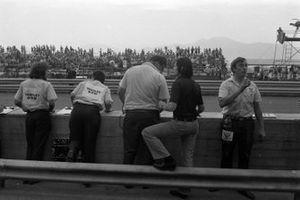 The Yardley British Racing Motors team
