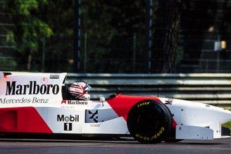 Найджел Мэнселл, McLaren MP4-10 Mercedes